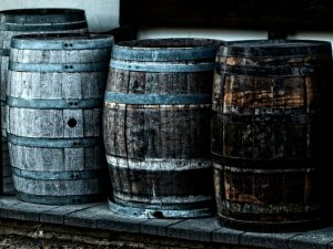 Pattaya Wine Barrel Keg wooden