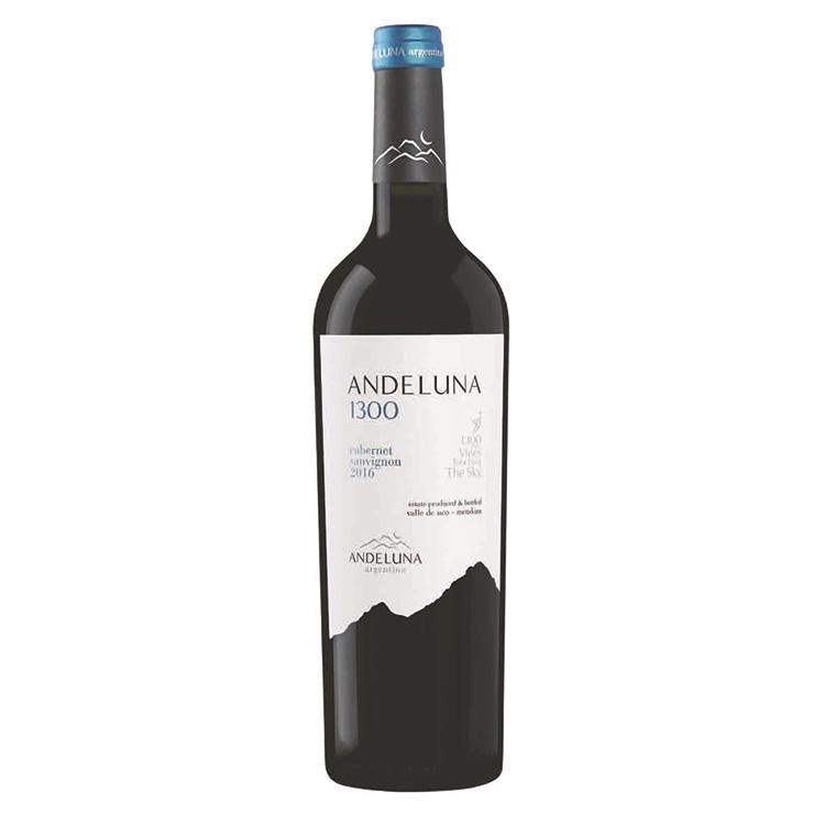 Andeluna 1300 Cabernet Sauvignon 2016